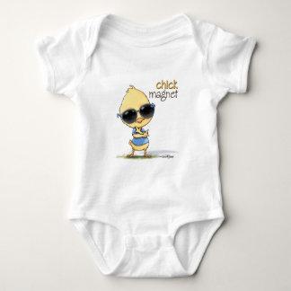 Chick Magnet Baby Bodysuit