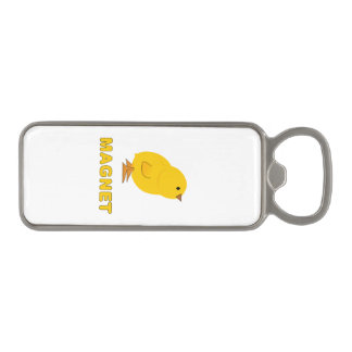 Chick Magnet Magnetic Bottle Opener