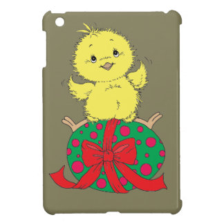 Chick on Easter Egg Case For The iPad Mini