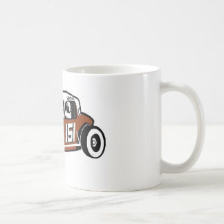 Chick Stockwell Old Time Race Car Racearena Coffee Mug