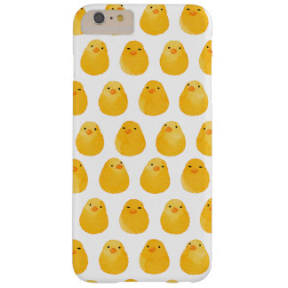 < Chick (water color) > Chicks of chicken Barely There iPhone 6 Plus Case