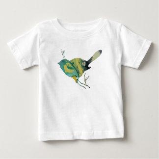 Chickadee art baby T-Shirt