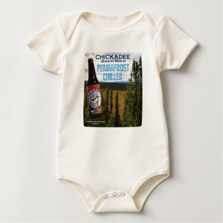 Chickadee Birch Beer Baby Bodysuit