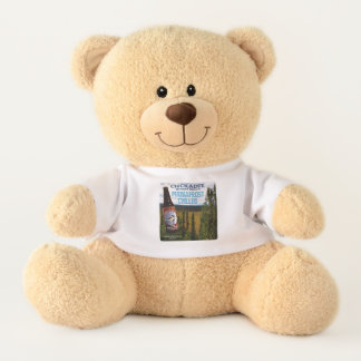 Chickadee Birch Beer Teddy Bear
