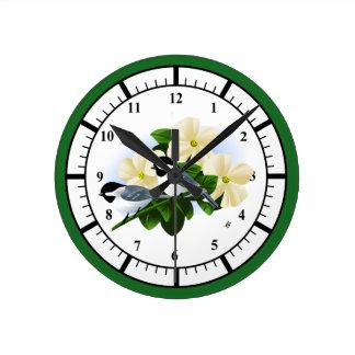 Chickadee Clocks