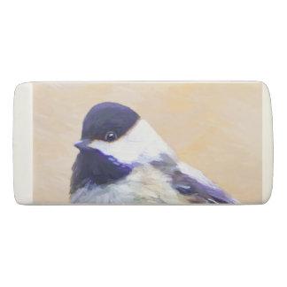 Chickadee Eraser