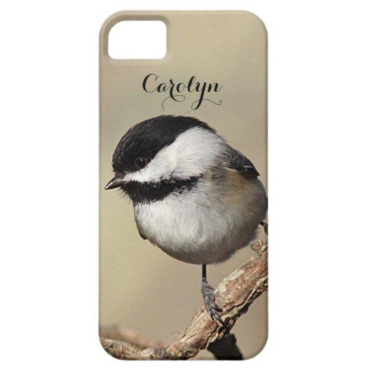 Chickadee iPhone 5 Covers