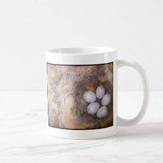 Chickadee Nest Classic White Coffee Mug