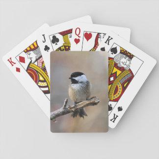 Chickadee Poker Deck