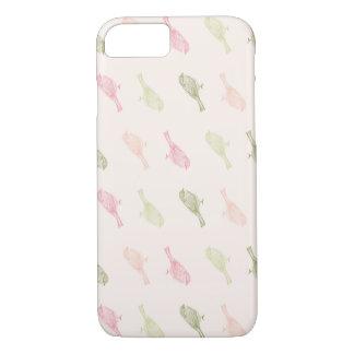 Chickadee Soft Pattern Phone Case