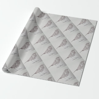 Chickadee Wrapping Paper