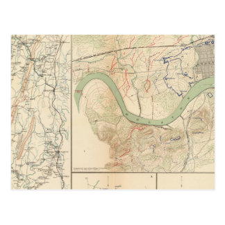 Chickamauga campaign, Knoxville Postcards