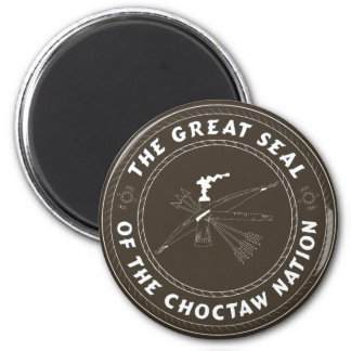 Chickasaw Magnet