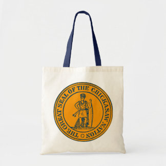 Chickasaw Nation Tote Bag