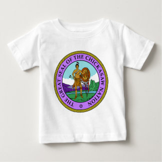 Chickasaw Seal Baby T-Shirt