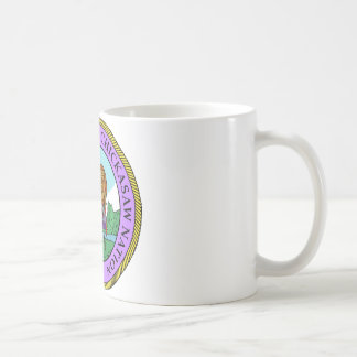 Chickasaw Seal Coffee Mug