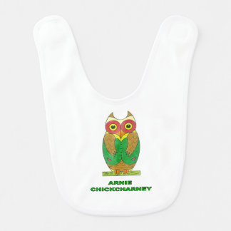 Chickcharney Baby Bib