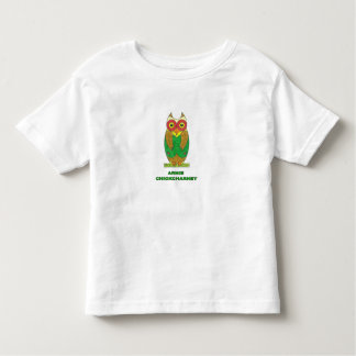 Chickcharnie Toddlers T-Shirt