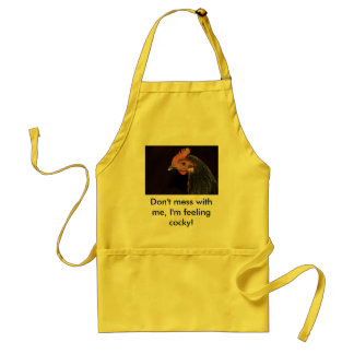 Chicken - #1029 standard apron