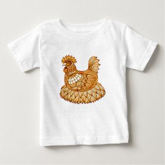 Chicken 2 baby T-Shirt