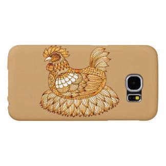 Chicken 2 samsung galaxy s6 cases
