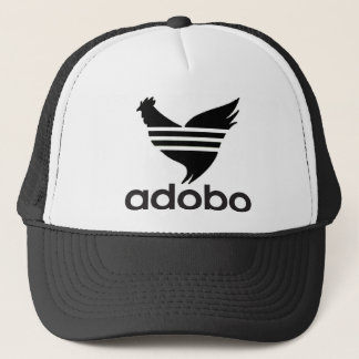 Chicken Adobo Trucker Hat