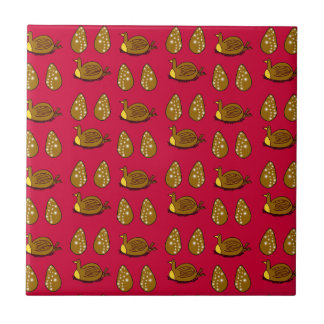 Chicken and the eggs tiles