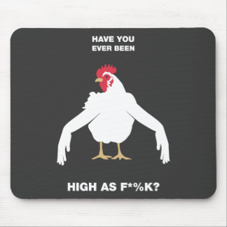 Chicken Arms Mousepads