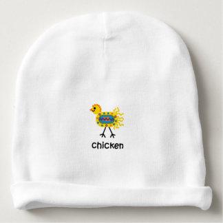 Chicken Baby Beanie