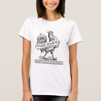 Chicken Capital Light Tee (Women's)