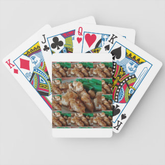 Chicken Chefs American healthy eating food cuisine Poker Deck