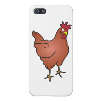 Chicken Cover For iPhone 5/5S