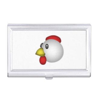 Chicken - Emoji Business Card Holder