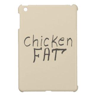 chicken fat iPad mini covers