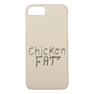 chicken fat iPhone 8/7 case