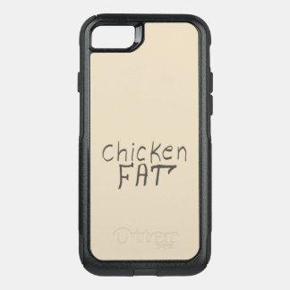 chicken fat OtterBox commuter iPhone 8/7 case
