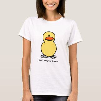 Chicken Fingers - I Don't Eat Your Fingers T-Shirt