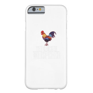 Chicken Funny Funny Farmer Gifts Barely There iPhone 6 Case