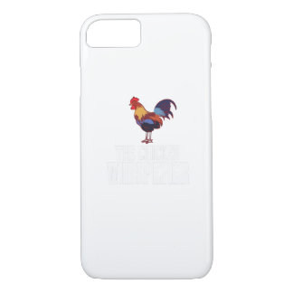 Chicken Funny Funny Farmer Gifts Case-Mate iPhone Case