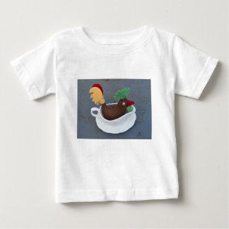 Chicken gravy baby T-Shirt