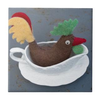 Chicken gravy ceramic tiles
