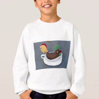 Chicken gravy sweatshirt