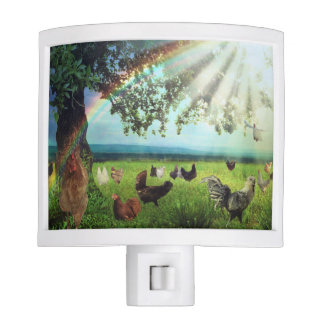 Chicken Heaven Night Light