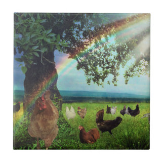 Chicken Heaven Tile