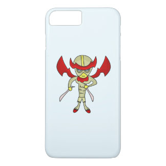 Chicken hero monster iPhone 7 plus case