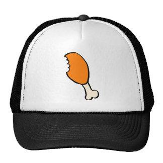 Chicken leg trucker hat