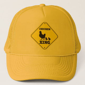 Chicken Lid Trucker Hat