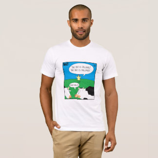 Chicken Little's Fake News T-Shirt