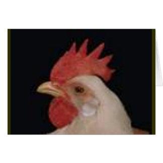 Chicken Love Card