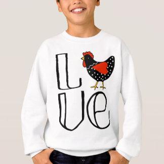 Chicken Love Sweatshirt